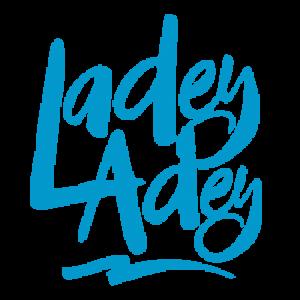 Ladey Adey logo blue