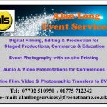 Alan Long - Video and Photography