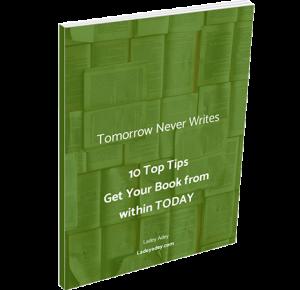 Tomorrow Never Write